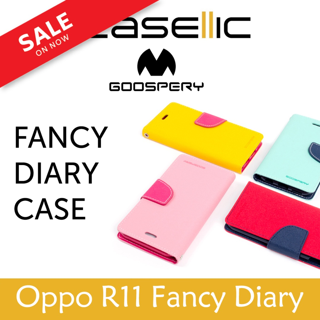 Mercury Goospery Fancy Diary For Xiaomi Redmi 2 Case Mint Navy Cek Note Canvas Red Oppo R11 Phone Cover Mobile Phones Tablets
