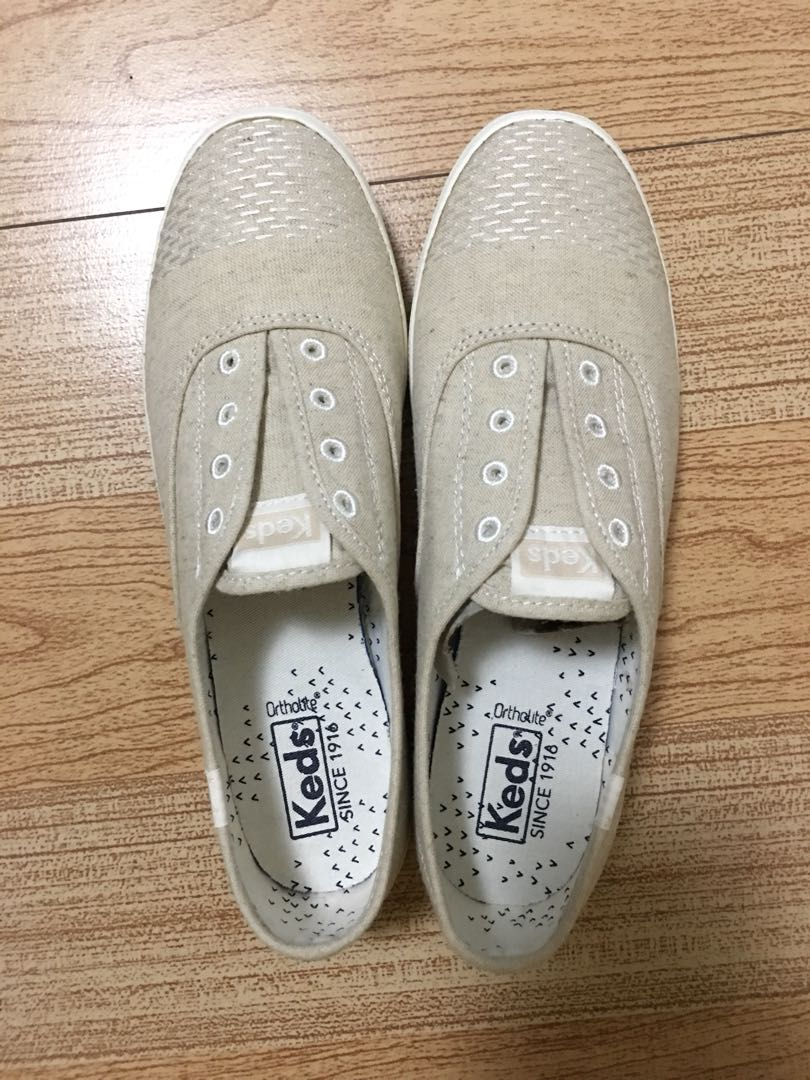 Authentic Keds Champion Laceless Seed