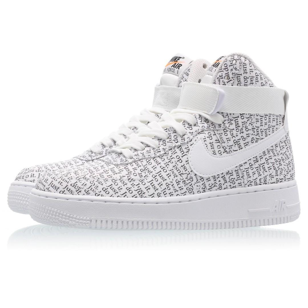 undefeated x 0ce17dfd5 nike air force 1 high lx just do it