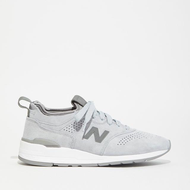 new style 52f5e e887f Brand New New Balance 997 Pig Suede Leather Sneakers (Unisex ...