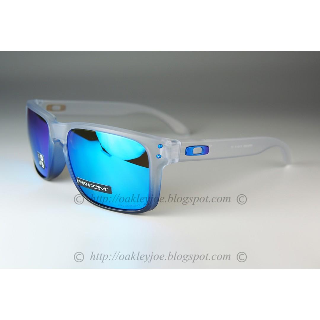 b0bcc0e218 Brand New Oakley Holbrook sapphire mist + prizm sapphire iridium ...