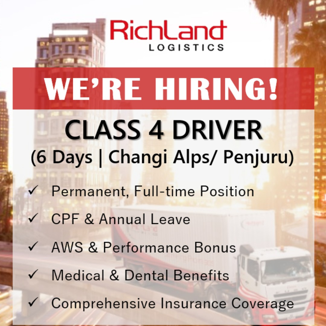 Class 4 Driver Day Shift