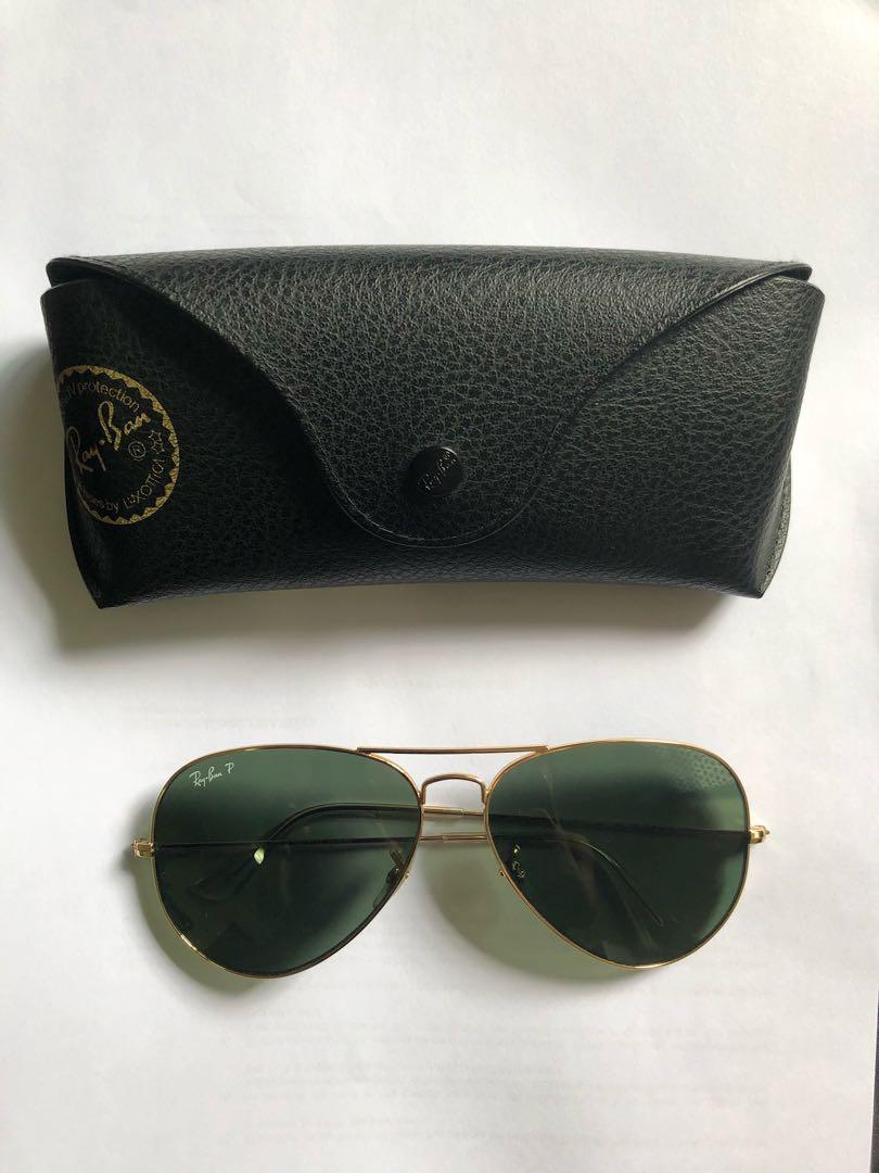 528907be36 Classic Rayban Aviator Sunglasses