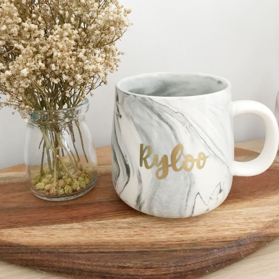 Handcrafted Gift Coffee Mugs Customized Idea w8kn0XOP