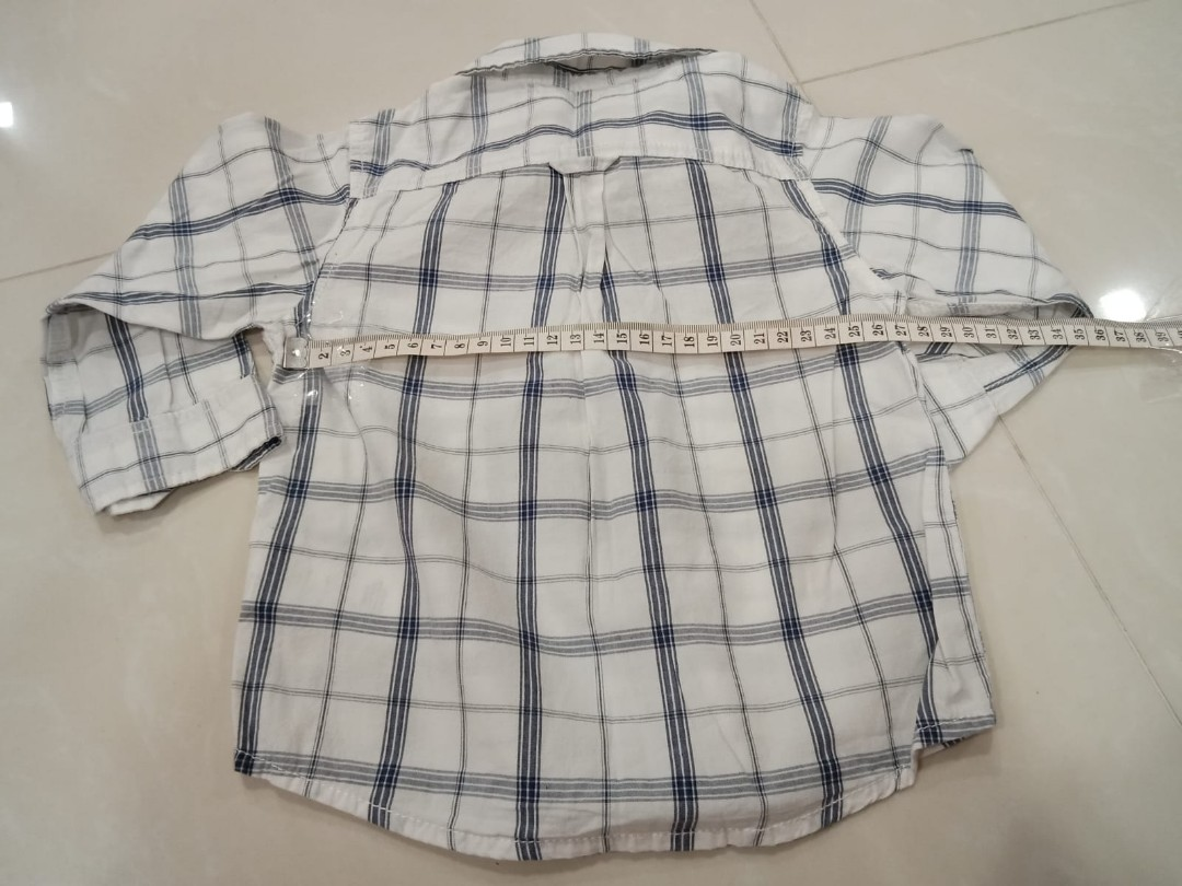 7907d76f2b Fox shirt boys, Babies & Kids, Boys' Apparel, 1 to 3 Years on Carousell