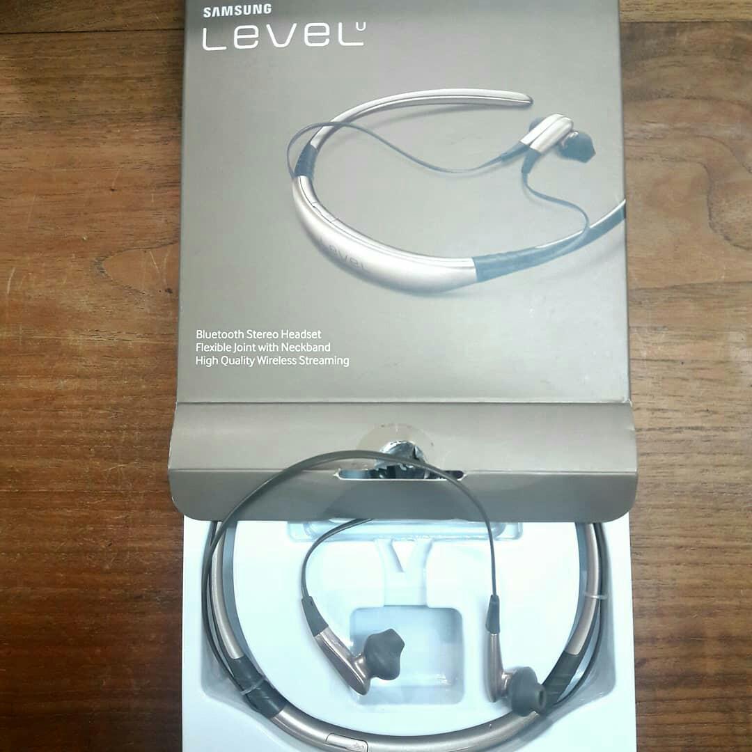 Headphone Samsung Level U Mobile Phones Tablets On Carousell