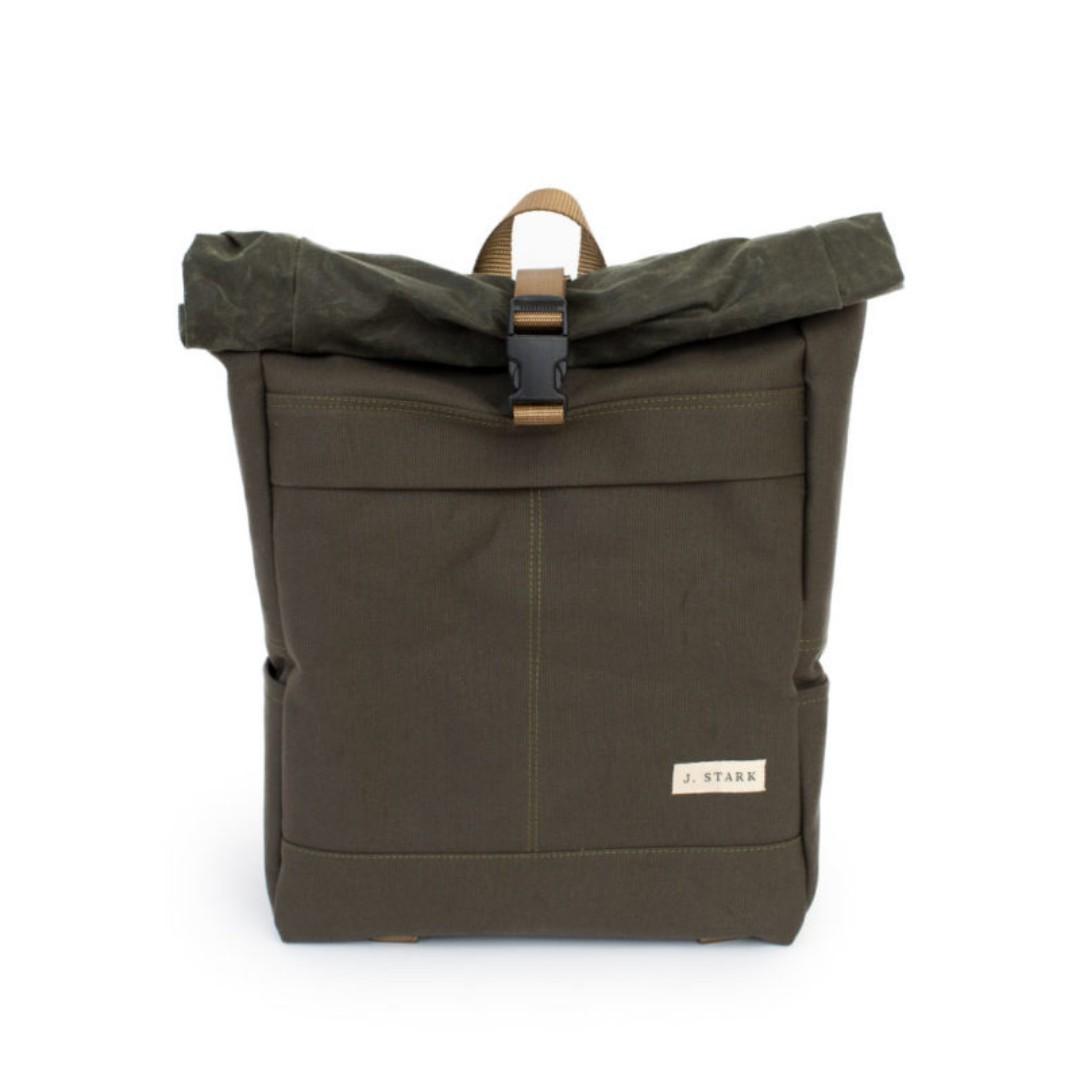 IN-STOCK  Sentinel Backpack - OLIVE HEAVYWEIGHT CANVAS 9fa1a9e8fa35a