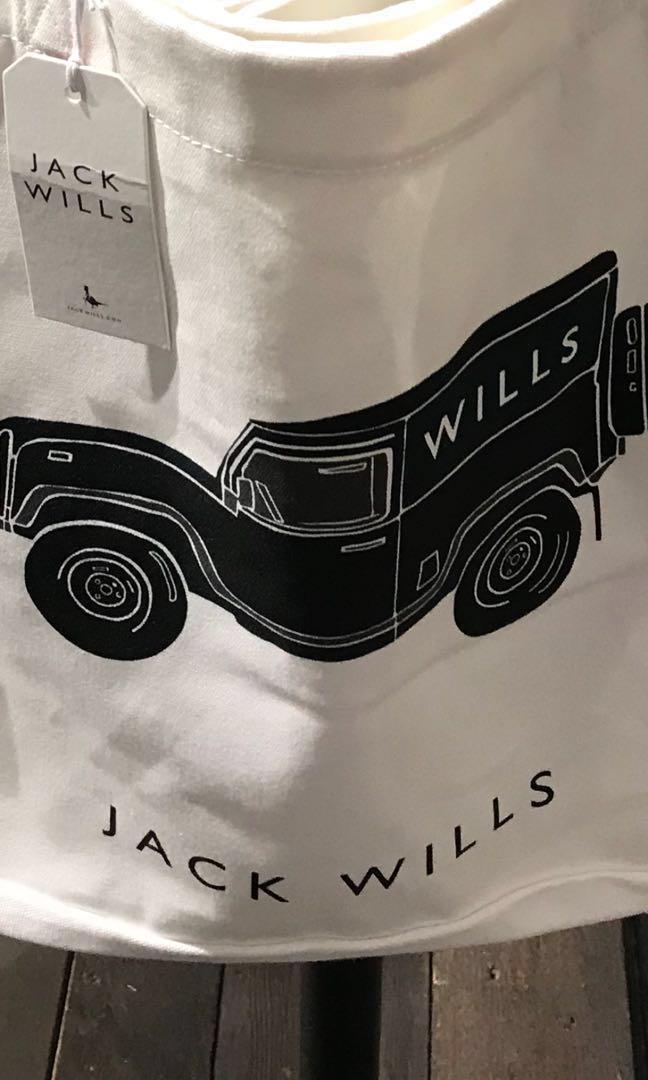 Jack Wills 環保袋