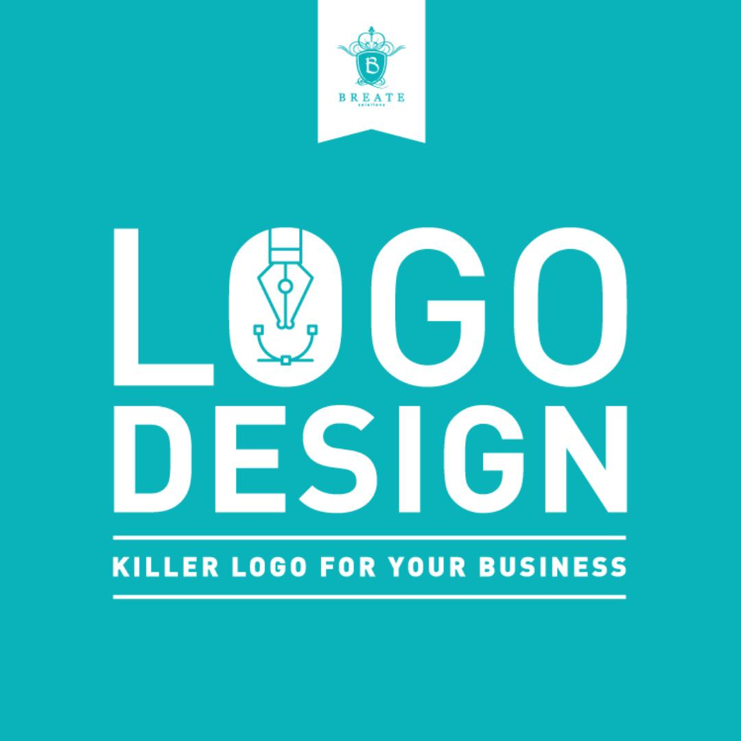 Killer Logo for your Start Up Business!