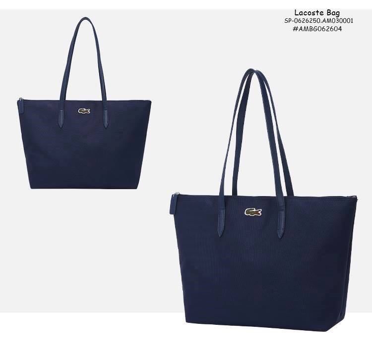 88d2f45f02 LACOSTE BAG Price : 500, Women's Fashion, Bags & Wallets on Carousell