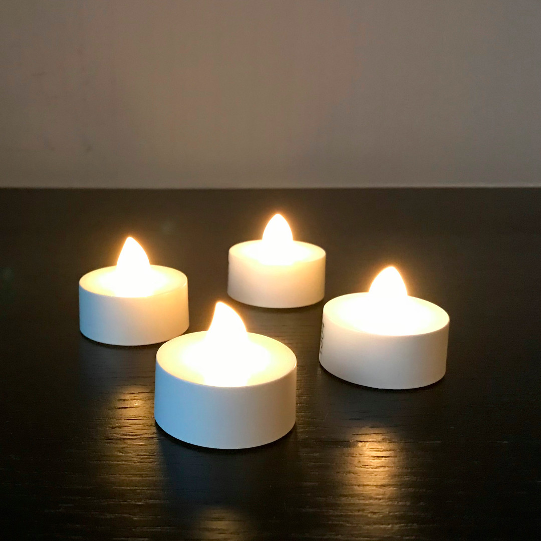 Tea Light Candles By Ikea Furniture