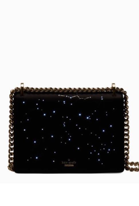 0119f1ecbc15de LIMITED EDITION KATE SPADE LED STAR BRIGHT LIGHT UP CONSTELLATION CROSSBODY  SHOULDER SLING BAG, Women's Fashion, Bags & Wallets on Carousell