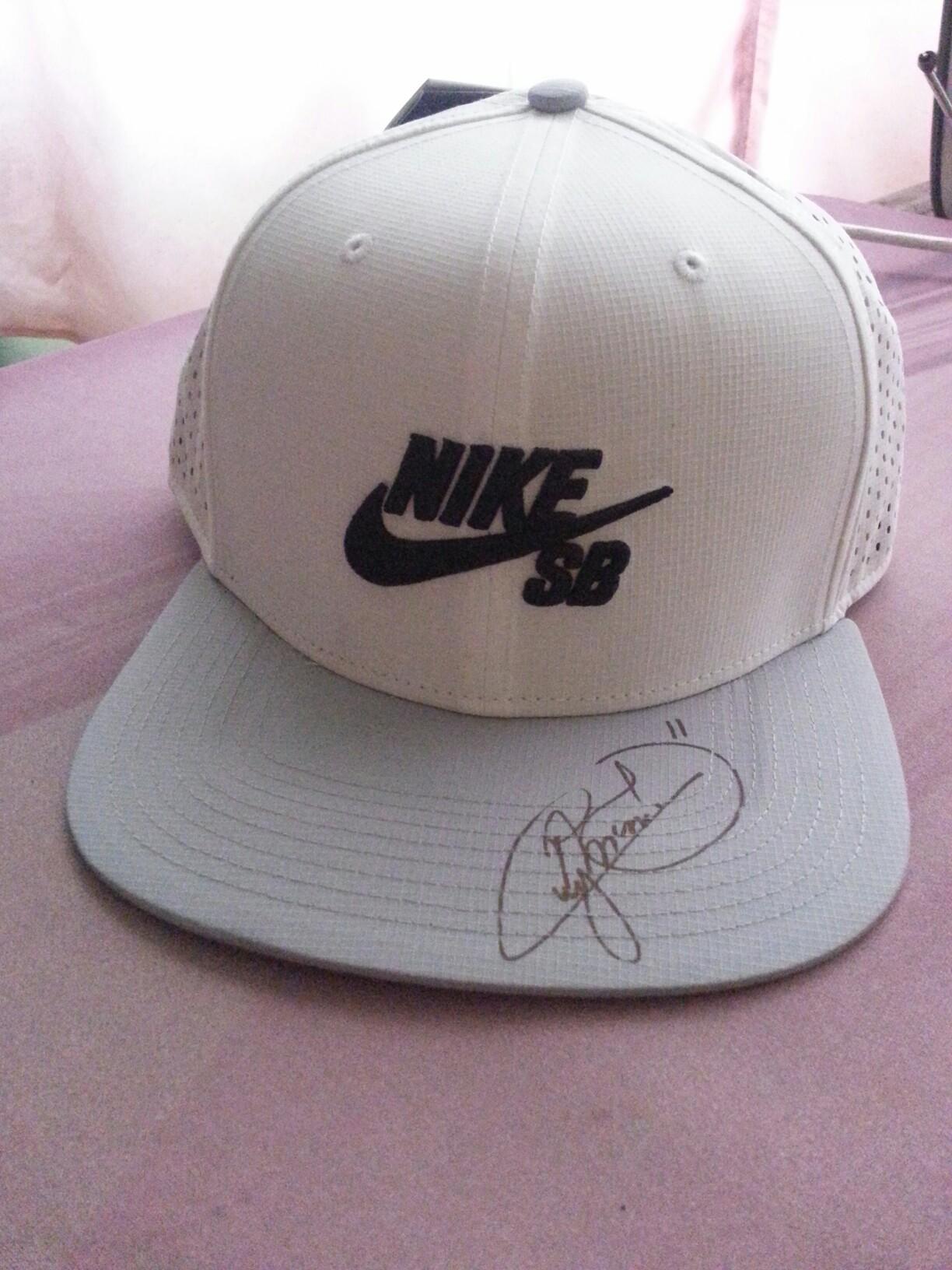 Neymar Jr. signed Nike SB Snapback 0ce8739a05d