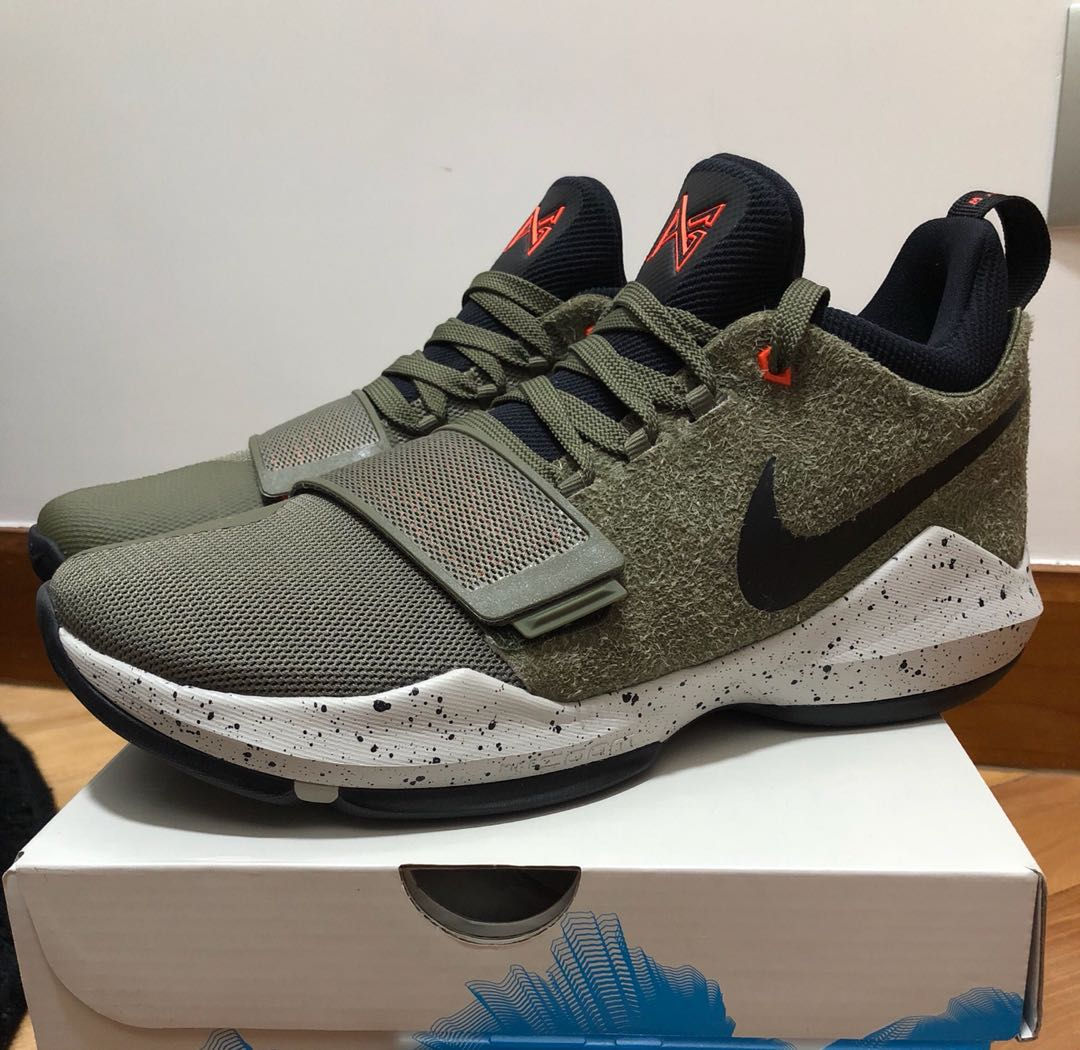 5149c812a7b9 Nike PG1 Elements EP US 8.5