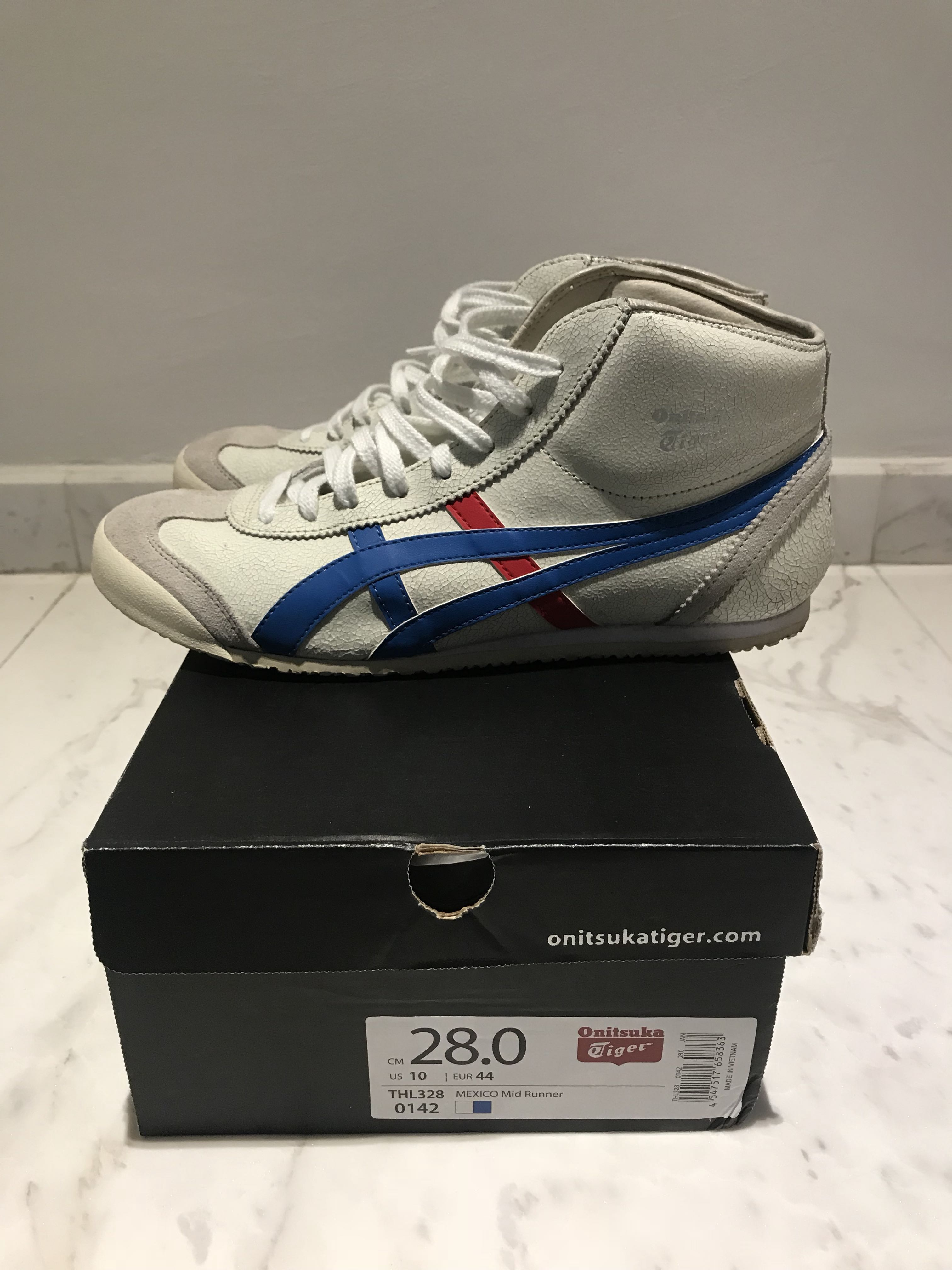 cheap for discount cf0f5 3fb11 Onitsuka Tiger Mexico Mid Runner