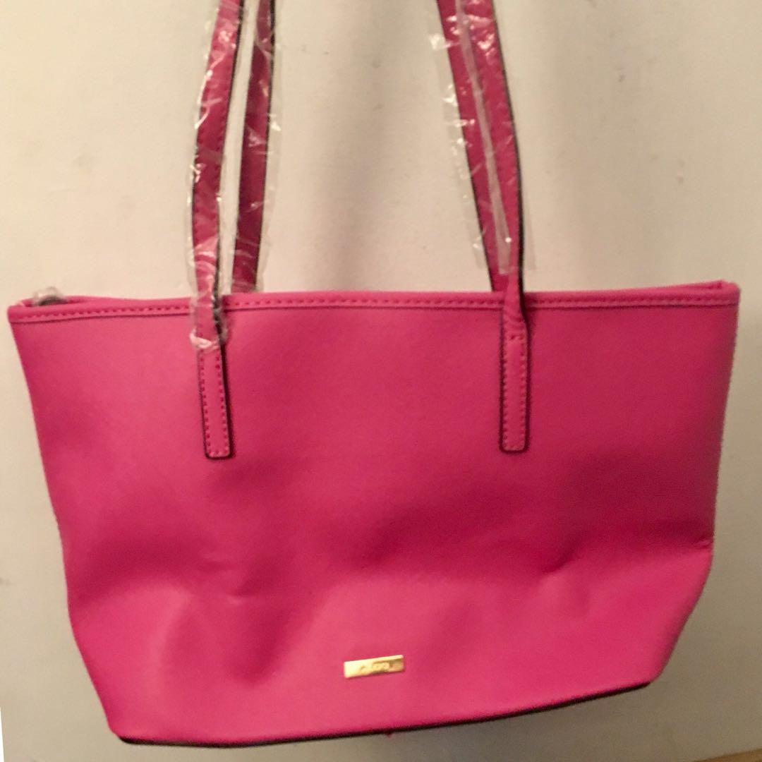 e0287db561e REPRICED ORIGINAL Aldo Pink Handbag, Women's Fashion, Bags & Wallets ...