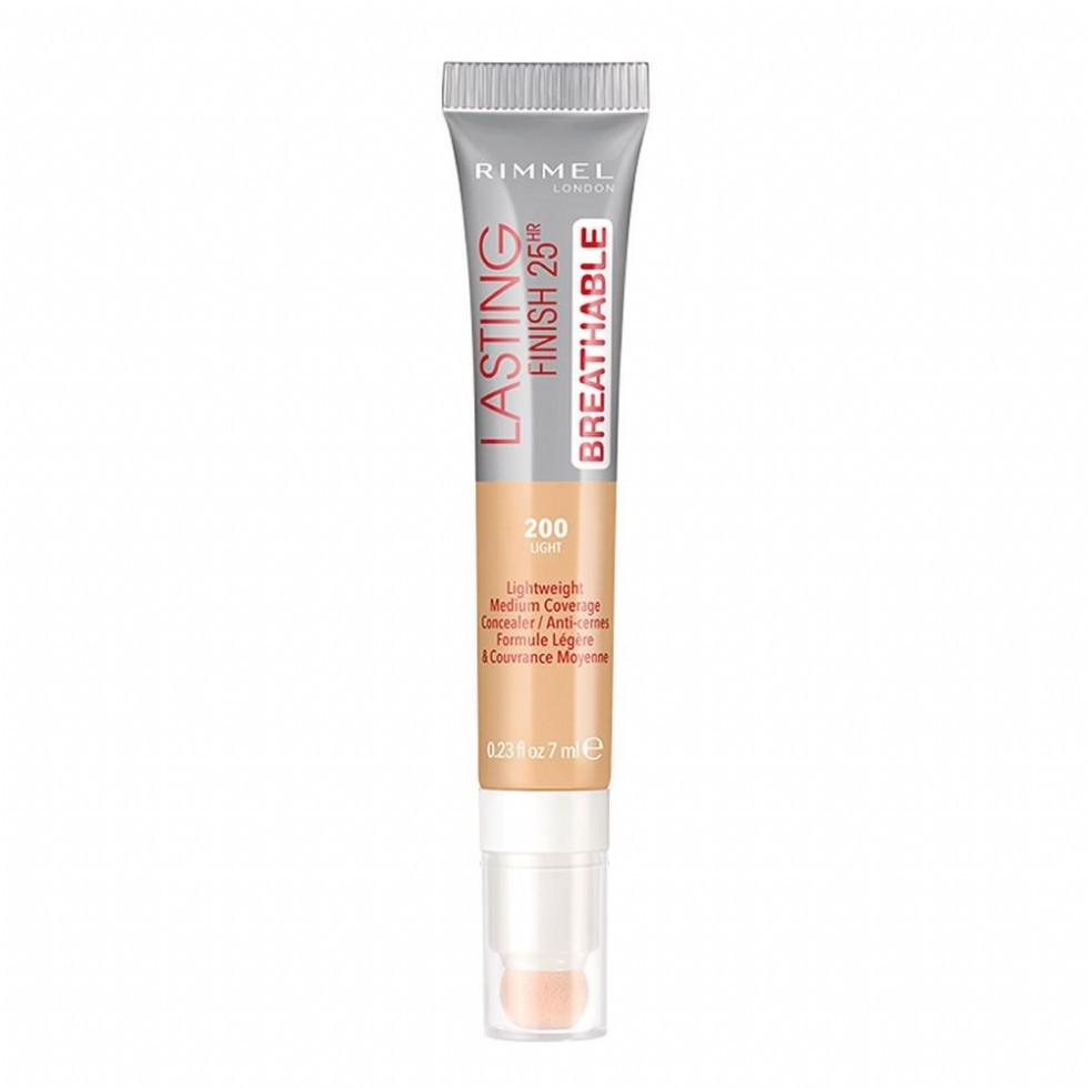 Rimmel London 25hour lasting finish breathable concealer
