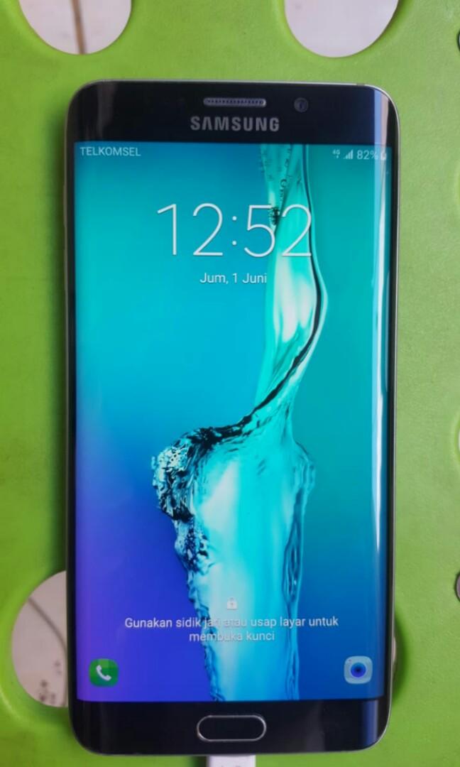 Samsung s6 Edge Plus Mantab