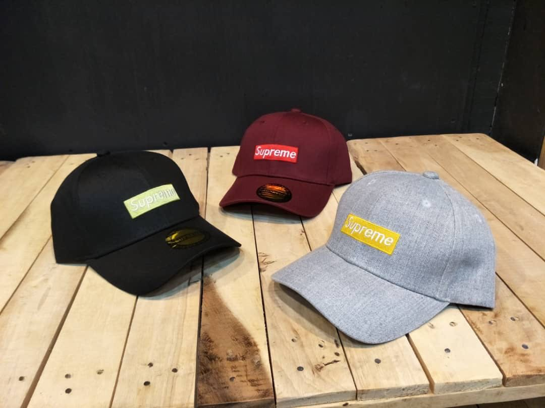 716d63daaf1 Supreme Bogo Baseball Cap (Adjustable   Free Size)