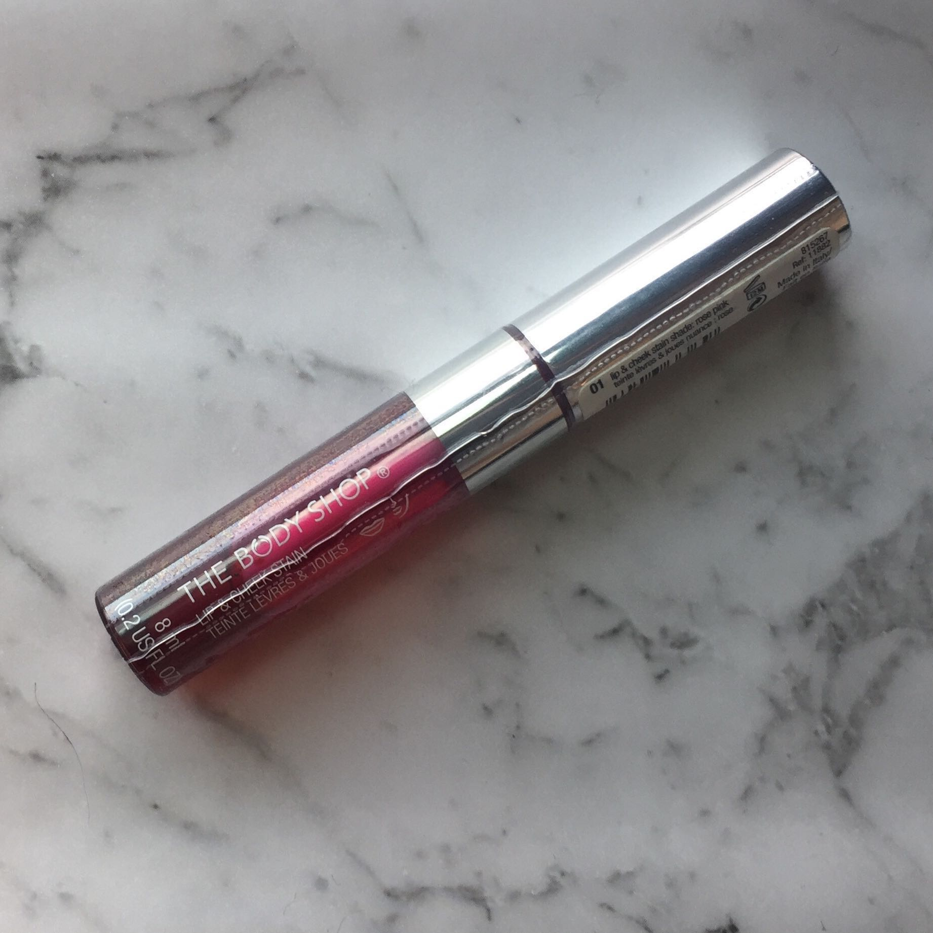 The Body Shop Lip Cheek Stain In 01 Health Beauty Makeup On