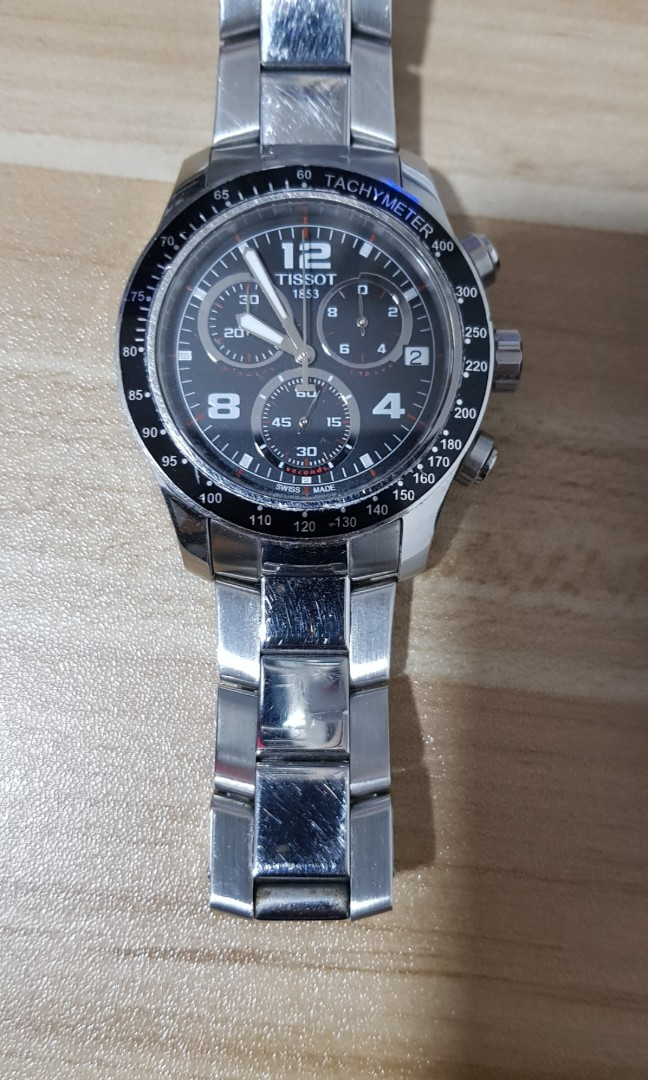 Tissot V8 T Sport Chronograph Men S Fashion Watches On Carousell