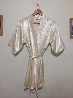 BRIDAL ROBE FOR WEDDING