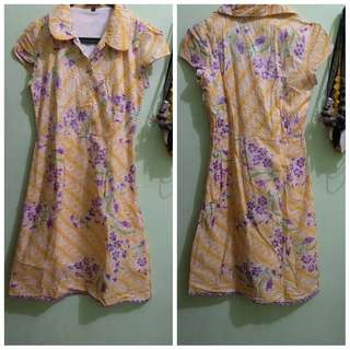 Esprise batik dress