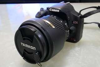 Canon EOS Kiss X3 (Canon EOS 500D)平行輸入 + 17-50 F2.8 恆定光圈(B005)Tamron 公司貨