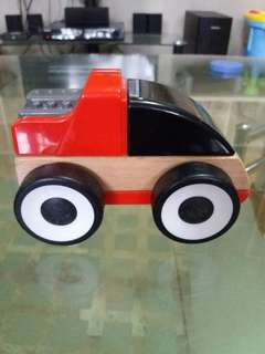 Ikea Toy Car Lillabo preloved