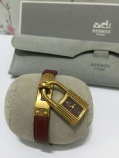 AUTHENTIC HERMES KELLY WATCH