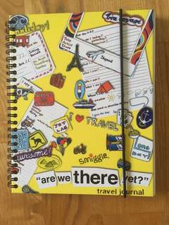 Smiggle Travel Journal
