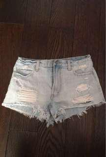 Abercrombie & Finch high rise short