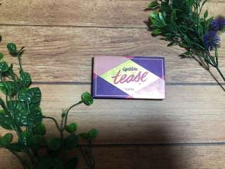 Tarte tease palette travel friendly