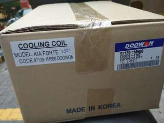 COOLING COIL