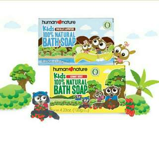 Kids bath Soap