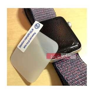 Apple Watch 隱形防水 全貼合 水凝膜  保護貼 防爆 42mm