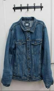 Denim jacket pull & bear