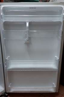Sharp 2 Door Fridge