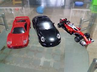 Ferrari Toy Cars from Shell Bundle