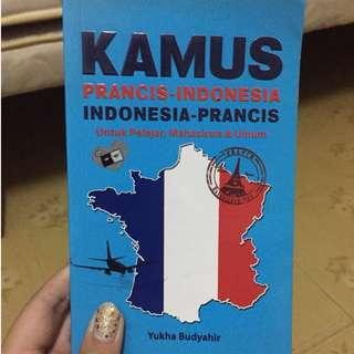 Kamus Indonesia Prancis