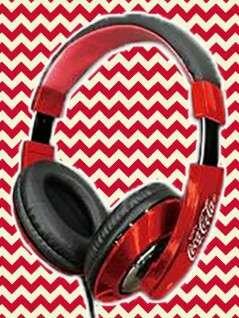 Coca Cola Headphone Ver. 4 A weight:300g