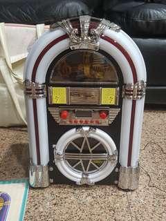 Mini jukebox juke box