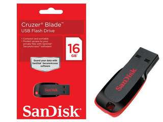 SanDisk 16GB USB Flash Drive