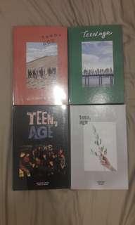 SEVENTEEN TEEN, AGE ALBUM