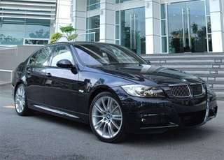 BMW Car Rental