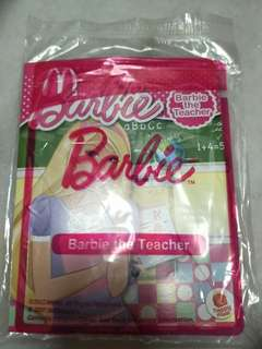 🚚 McDonald's Happy Meal Barbie Book