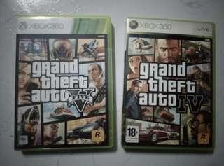 Xbox GTA