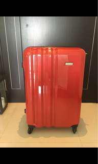 "Pierre Cardin 24"" Luggage"