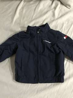 Authentic Tommy Hilfiger jacket 12 months