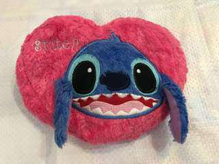 Stitch coins bag